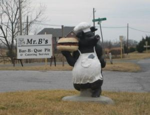 Mr. B's Barbeque
