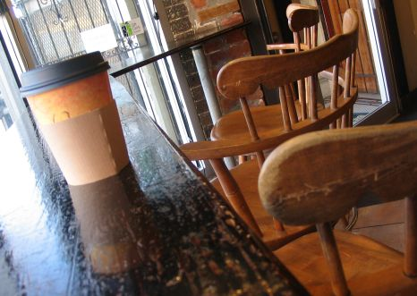 Photo taken in Columbia Heights Coffee