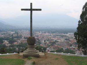 Cerro de la Cruz, La Antigua
